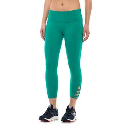 prAna Deco Capris (For Women) in Dragonfly - Closeouts