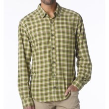 prAna Dickson Shirt - UPF 20+, Long Sleeve (For Men) in Cargo Green - Closeouts