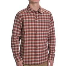 prAna Dickson Shirt - UPF 20+, Long Sleeve (For Men) in Terracotta - Closeouts