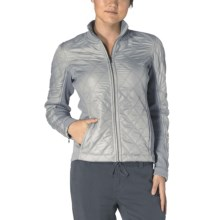 prAna Diva Jacket (For Women) in Platinum - Closeouts