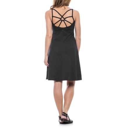 prAna Dreaming Dress - Sleeveless (For Women) in Black - Closeouts