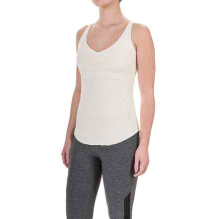 prAna Dreaming Tank Top - Build-In Bra, Racerback (For Women) in Winter - Closeouts