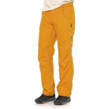 prAna Ecliptic Pants - Organic Cotton (For Men) in Sunray - Closeouts