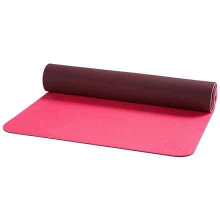 prAna E.C.O. Yoga Mat in Azalea - Closeouts