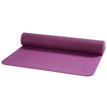 prAna E.C.O. Yoga Mat in True Orchid - Closeouts