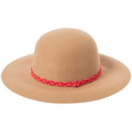 93ddabd4a08 prAna Edie Hat - Wool (For Women) in Camel - Closeouts