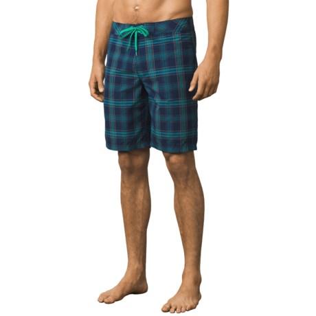 prAna El Porto Boardshorts (For Men) in Blue