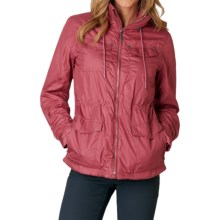 prAna Emilia PrimaLoft® Jacket - Insulated (For Women) in Red Slate - Closeouts