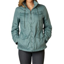 prAna Emilia PrimaLoft® Jacket - Insulated (For Women) in Smoky Blue - Closeouts