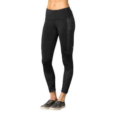 prAna Ergo Leggings - Fitted (For Women) in Black - Closeouts