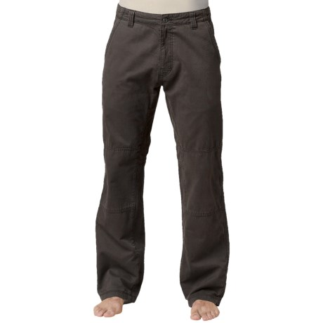 prAna Freemont Pants - Bedford Corduroy (For Men) in Charcoal