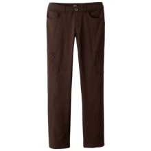 prAna Greta Pants (For Women) in Espresso - Closeouts