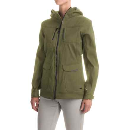 prAna Halle Jacket (For Women) in Cargo Green - Closeouts