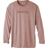prAna Heathered High-Performance Shirt - Long Sleeve (For Men)
