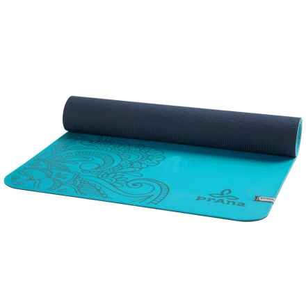 prAna Henna ECO Yoga Mat - 5mm in Cove - Closeouts