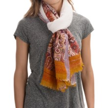 prAna Henna Scarf (For Women) in Spice - Closeouts
