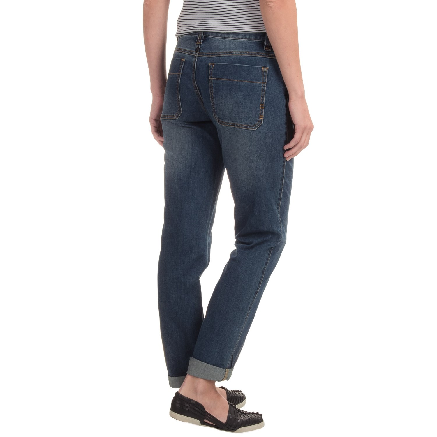 prAna Honour Relaxed Fit Jeans (For Women) - Save 55%