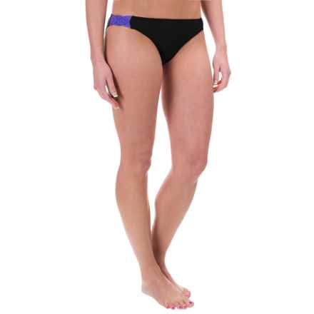 prAna Imara Bikini Bottoms (For Women) in Black - Closeouts