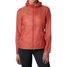 prAna Inabel Jacket (For Women) in Neon Orange - Closeouts