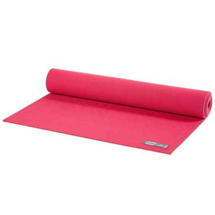 prAna Indigena Natural Yoga Mat - 4mm in Azalea - Closeouts