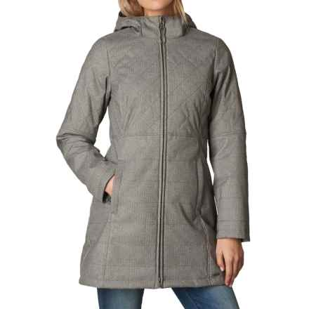 prAna Inna Jacket - Insulated (For Women) in Stone - Closeouts