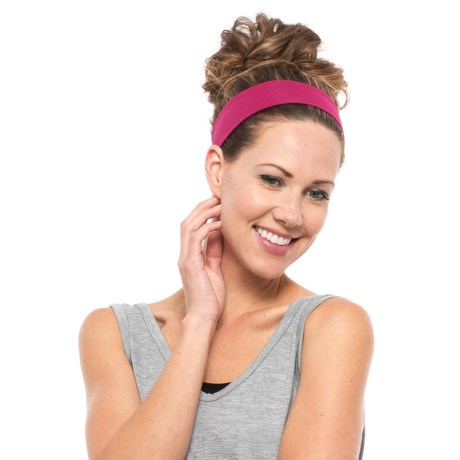 prAna Jacquard Headband (For Women) in Grapevine Geo