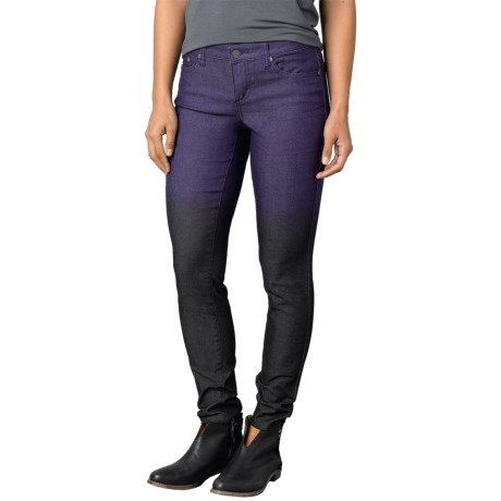 prAna Jett Skinny Pants Organic Cotton, Low Rise (For Women)