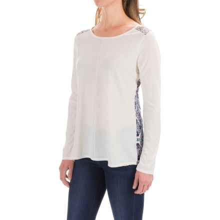 prAna Jivani Shirt - Long Sleeve (For Women) in Winter - Closeouts