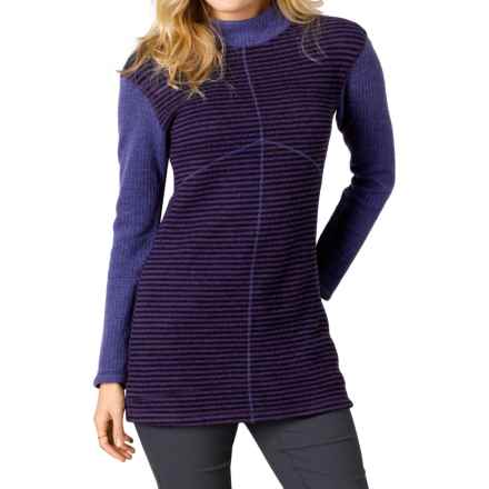 prAna Josette Sweater - Wool Blend (For Women) in Indigo - Closeouts