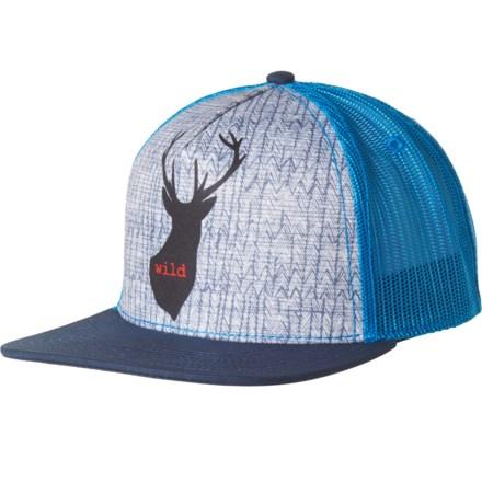 f9de4bba85a02 prAna Journeyman Trucker Hat (For Women) in Buck Wild - Closeouts