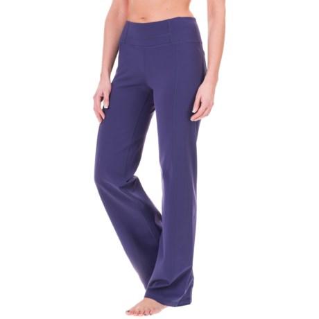 prAna Julia Yoga Pants - Stretch Nylon (For Women) in Indigo
