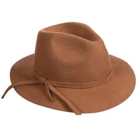 prAna Juney Hat - Wool (For Women) in Light Cumin - Closeouts