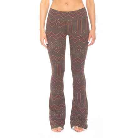 prAna Juniper Pants (For Women) in Green Kali - Closeouts