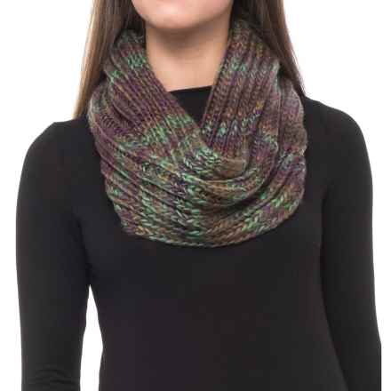 prAna Justina Infinity Scarf (For Women) in Purple Tart - Closeouts