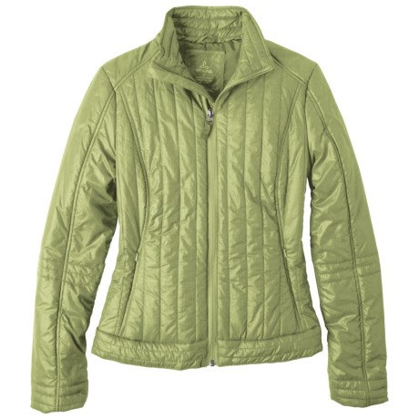 prAna Kasi Jacket - Insulated (For Women) in Grass