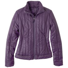 prAna Kasi Jacket - Insulated (For Women) in Plum - Closeouts
