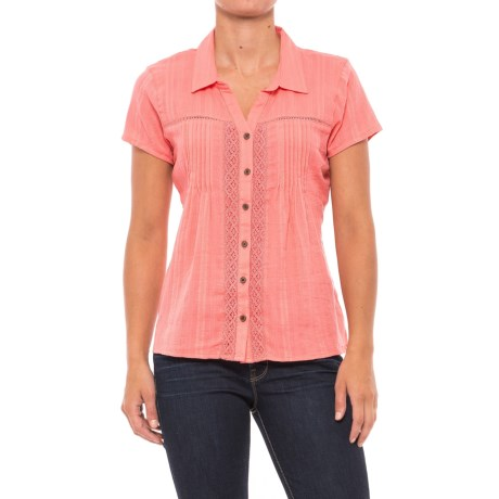 de68cdcd45ca8 prAna Katya Shirt (For Women) - Save 97%