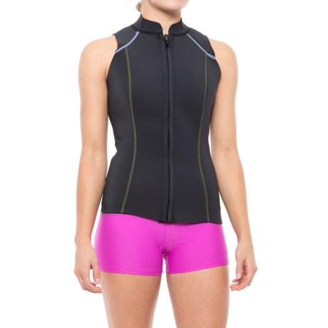 prAna Kelis Vest - UPF 50+ (For Women) in Solid Black