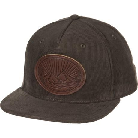 012be8f2 prAna Kingsman Baseball Cap (For Men) in Scorched Brown
