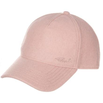 ed5fe933cf2ddb prAna Kolby Ball Cap - Wool (For Women) in Khaki Rose - Closeouts