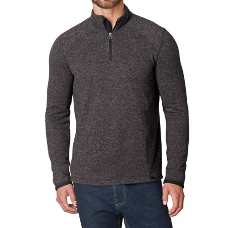 prAna Korven Sweater Zip Neck (For Men)
