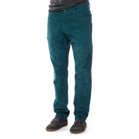 prAna Kravitz Corduroy Pants Organic Cotton (For Men)
