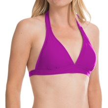 prAna Lahari BikiniTop - UPF 30+, Halter (For Women) in Fuchsia - Closeouts