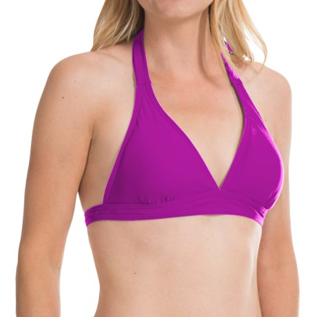 prAna Lahari BikiniTop UPF 30+, Halter (For Women)