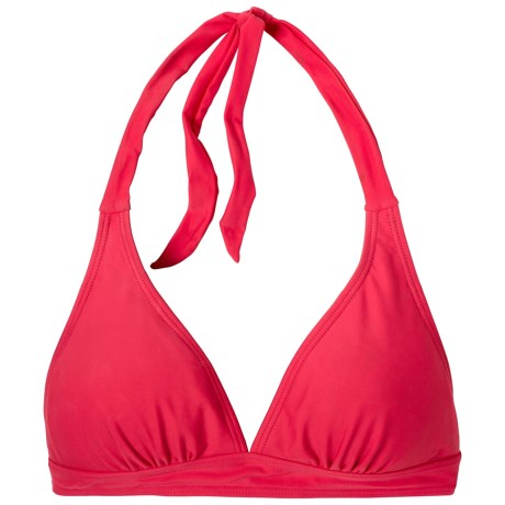 prAna Lahari BikiniTop - UPF 30+, Halter (For Women) in Sprinkle