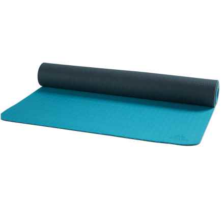 prAna Large E.C.O. Yoga Mat in Cove - Closeouts