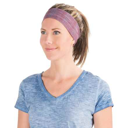 prAna Large Headband (For Women) in Red Ziggie - Closeouts