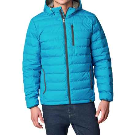 prAna Lasser Down Jacket - 650 Fill Power (For Men) in Electro Blue - Closeouts