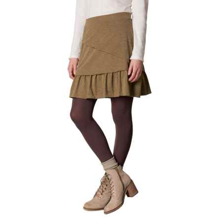 prAna Leah Skirt (For Women) in Pottery - Closeouts