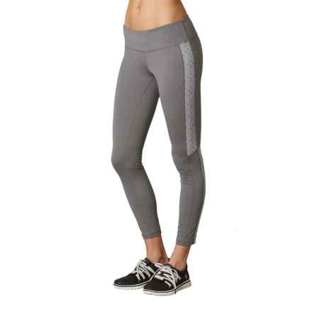 prAna Lennox Leggings (For Women) in Heather Grey - Closeouts